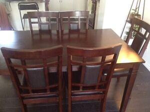 Dinning table and sets