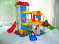 Arbre Caillou, Ferme, Garage, Maison, Chantier, Zoo, Train...