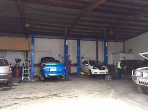Automotive workshop for sale Bayswater Bayswater Area Preview