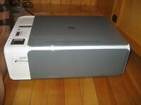 HP Photosmart C4200 All-in-One printer - CHEAP
