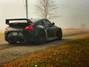 One of a kind Nissan 370Z AAM Competition - Stillen 700WHP