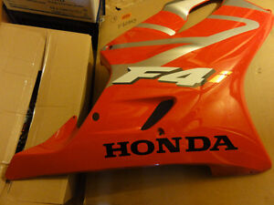Honda CBR F4I fairings