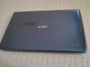 Acer 17 inch Entertainment Notebook
