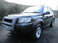 Land Rover Freelander TD4 SE Station Wagon DIESEL MANUAL 2004/54