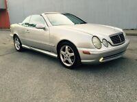 2003 Mercedes-Benz CLK-Class 430 Convertible
