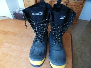winter work boots (never used)