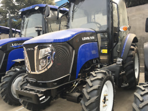 Brand New Lovol TB554 Tractor with Cab(A/C) + Front end Loader