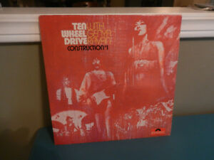 Vinyl Record/LP Ten Wheel Drive Construction Jazz Rock