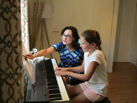 Studio Vivace: Private Piano, Wind, Brass, Voice, Theory Lessons
