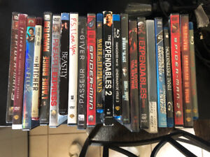 Bunch of movies