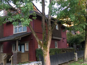 2 Bedroom Corner Unit Townhouse in GlenBrooke North, New West.