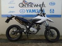 2013 YAMAHA WR 125 X IN SNOWFLAKE WHITE ** FULL SERVICE HISTORY **