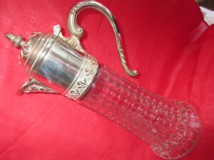 Birks 40yrs+old crystal-extrem rare/beautiful-made in Italy firm