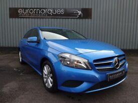 Mercedes A Class 1.6 A 180 BLUE EFFICIENCY SE (blue) 2014