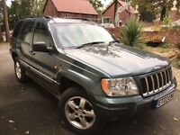 Jeep grand Cherokee 2.7 diesel long mot