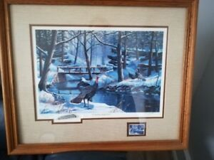 BEST OFFER! Ken Zylla - Coming Together - Numbered Print