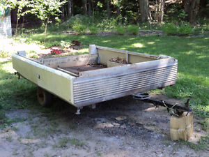 Utility Trailer...As Is