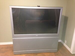 Philips 60 inch HD Projection TV