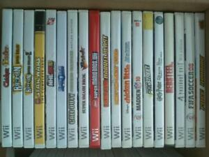 Huge sale on Wii games! -- Buy 2 get one free!