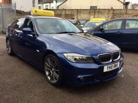 BMW 3 Series 2.0 318d Sport Plus 4dr£7,295 one owner