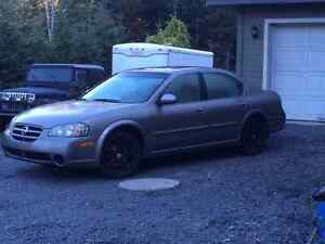 2002 Nissan Maxima Other