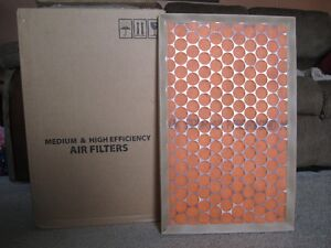 BC Air Filters for Furnace