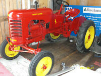 1950 Massey Harris Pony