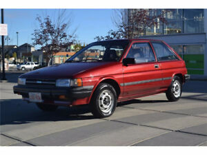 1990 Toyota Tercel Other