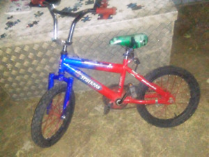 Kids bike for sale call or text 7785384448