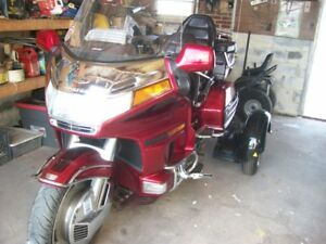 gold wing trike for sale