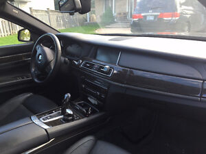 2015 BMW 7-Series 750I Sedan lease take over