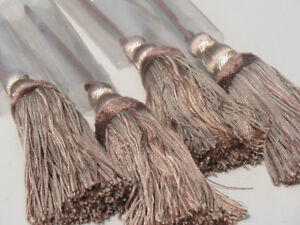 BLOW-OUT SALE! DECORATIVE KEY TASSELS ONLY $2.50 EACH!