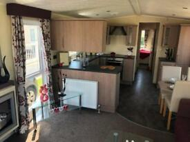 Outstanding caravan FOR SALE right on the beautiful welsh coast