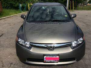 2006 Honda Civic LCU Sedan low mileage.