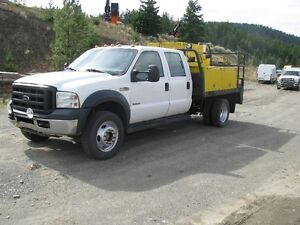 2006 Ford F-450 XL Mechanic and Lube