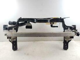 Front panel Slam panel crash bar without bolts 2018 VAUXHALL CORSA E MK4 X15 2014 - 2020