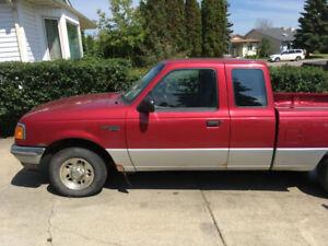 1996 Ford Ranger XLT Pickup Truck
