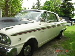 1963 Ford Fairlane two door Hardtop 302 V8 Automatic