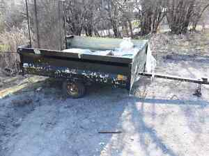 Trailer for sale 6.5' x6'