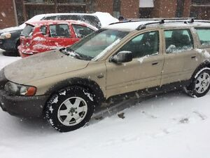 2003 Volvo XC (Cross Country) Familiale