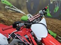 Honda CRF 450 Motocross Bike very clean example