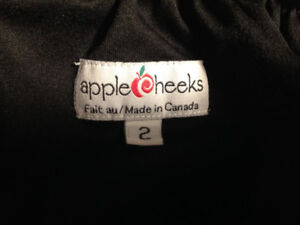 ISO Applecheeks size 2 or One size