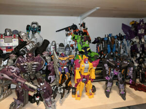 Lots of Transformers for sale