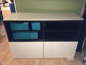 Ikea Besta - media storage