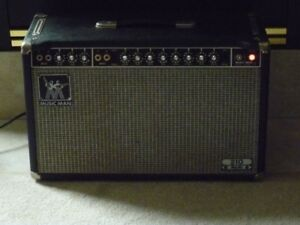 Vintage 1970's Music Man Combo Amp