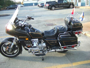 PARTING OUT 1981 GOLDWING
