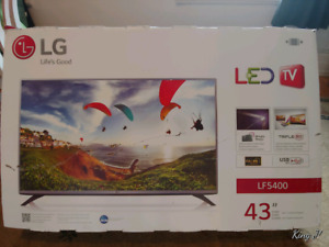"LED Tv LG 43"" 43LF5400"