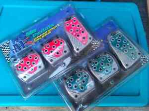 Glo pedals for any car