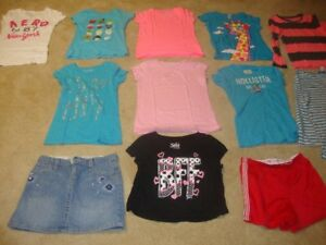 GIRLS   SIZE  10  -  12  CLOTHES