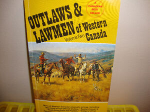 Outlaws and Lawmen of Western Canada (Volume 2)